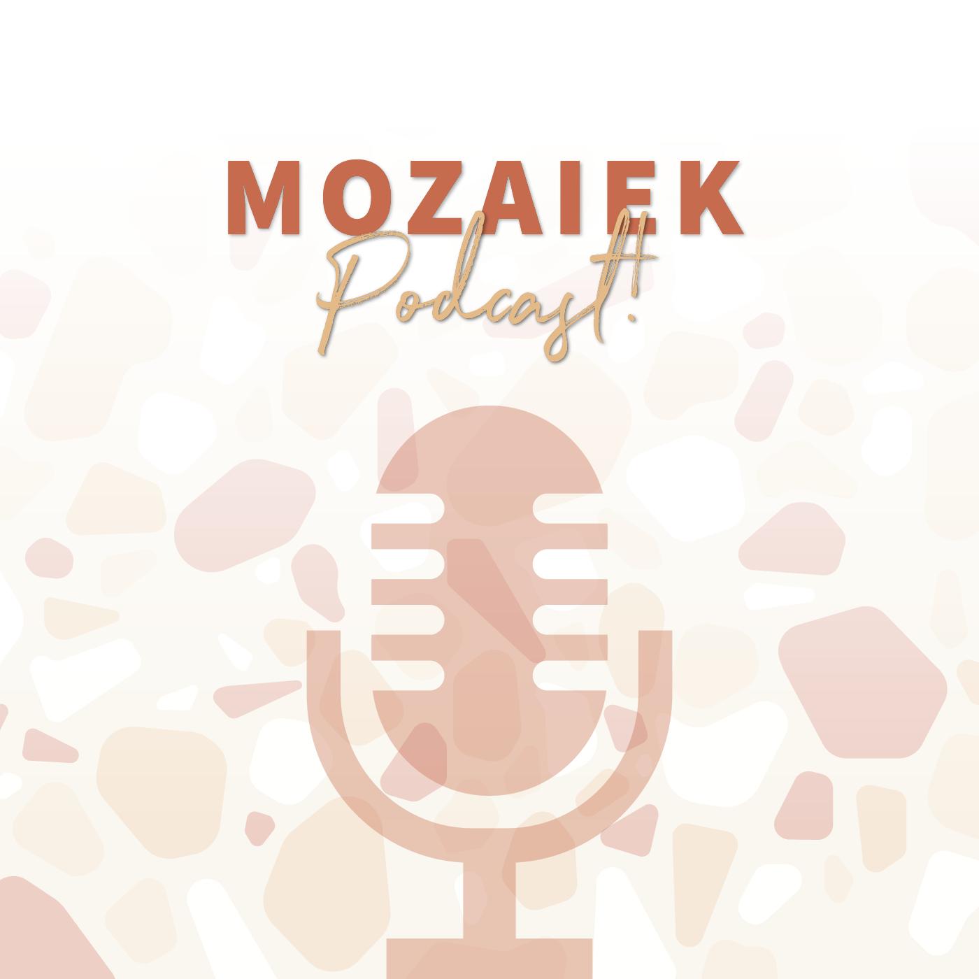 Mozaiek Podcast logo